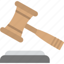 auction, bidding, judgement, justice symbol, sale icon