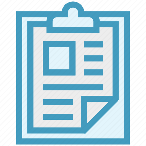 checklist, clipboard, editor, finance, tasks, wish list icon