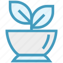 business, ecology, finance, invest, marketing, plant icon