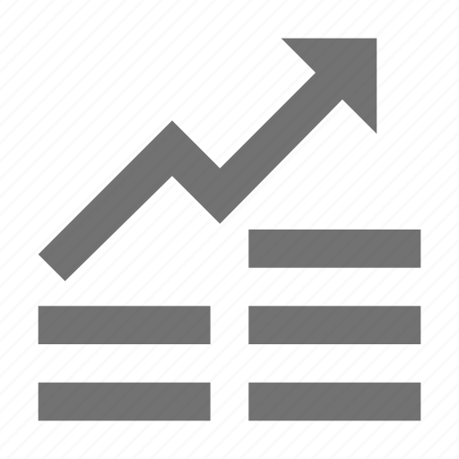 analysis, analytics, diagram, graph, line chart icon