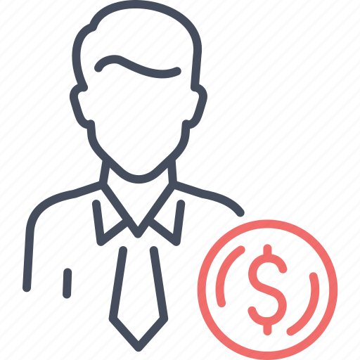 business, dollar, finance, money, pay, payment icon