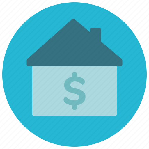 buy, dollar, finance, fund, home, house, sell icon