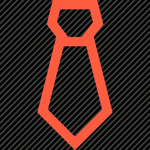 business, cloth, cravat, formal, necktie, tie, wear icon