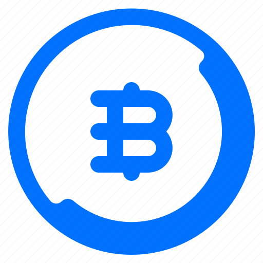 bitcoin, currency, money, payment icon