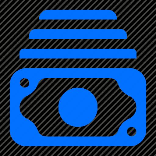 cash, money, multiple, payment icon