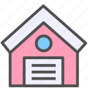 cargo, commodity, freight, goods, merchandise, storehouse icon