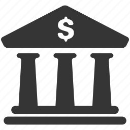 bank, business, economy, investment, money, savings icon