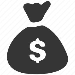 bag, banking, cash, money, payment, savings icon