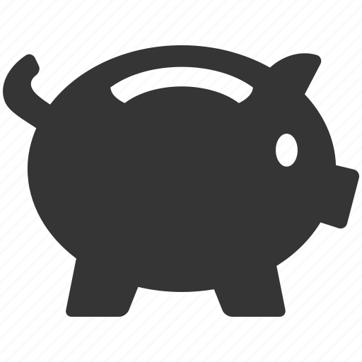 bank, banking, budget, money, piggy, savings icon
