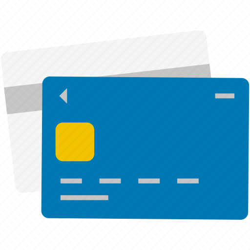 bank, business, credit card, money, payment, shopping icon
