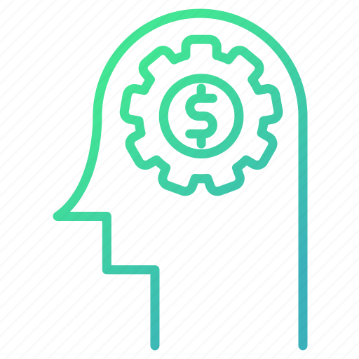 finance, idea, innovation, management, money icon