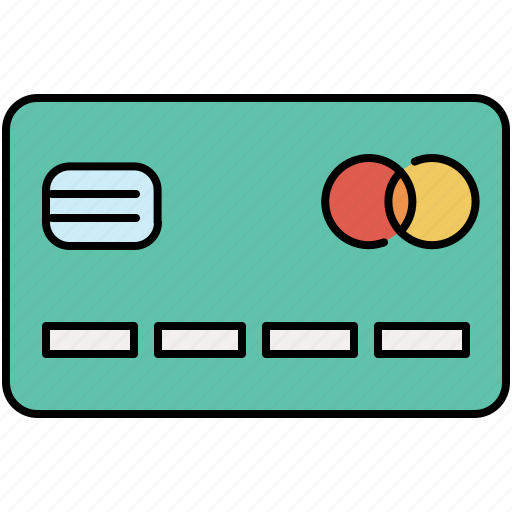 card, credit, finance, payment icon