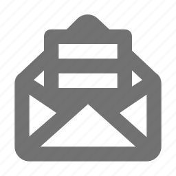 email, envelope, letter, letter envelop, message icon