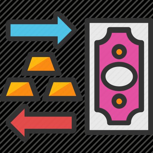 cash conversion, cash flow, ccc, money exchange, payment method icon