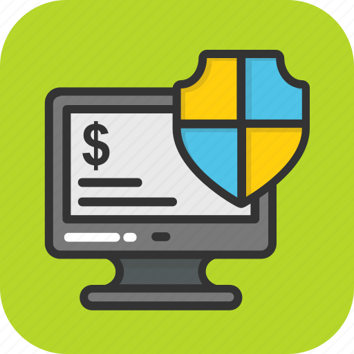 online banking infographics, online banking security, private banking, secure ebanking, secure internet banking icon
