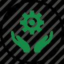 hands, money, online icon