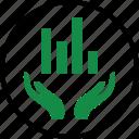 online, report, web icon