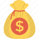 capital, cash, financing, investment, money icon