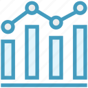 business, chart, finance, graph, marketing, transactions icon
