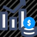 chart, earnings, investment, marketing, money