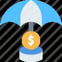 insurance, life insurance, protection, umbrella