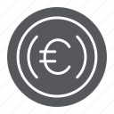 cash, cent, coin, currency, euro, finance, money