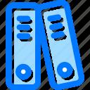 books, ducument, file icon