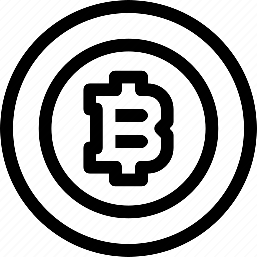 bitcoin, crypto, cryptocurrency, digital currency, finance icon