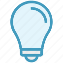 bulb, bulb light, business, finance, idea, light icon