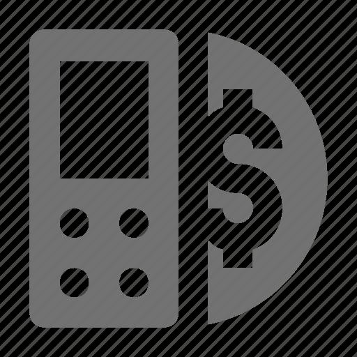business, communication, internet, mobile marketing, phone marketing icon