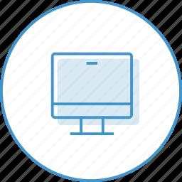 computer, mac, online, web icon