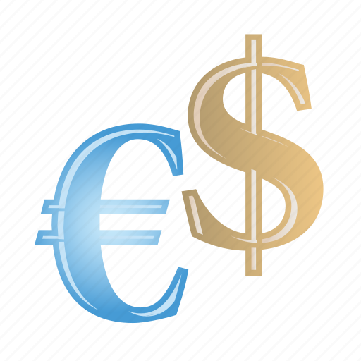 dollar, euro, financial, money, payment icon