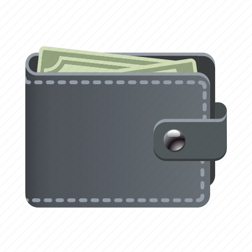 cash, currency, dollar, money, payment, wallet icon