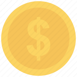 circle, dollar, finance, insurance, money, payment, sign icon icon