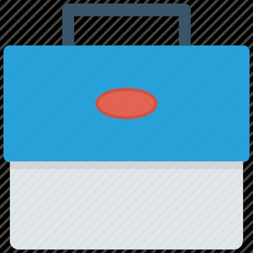 bag, briefcase, business, portfolio icon icon