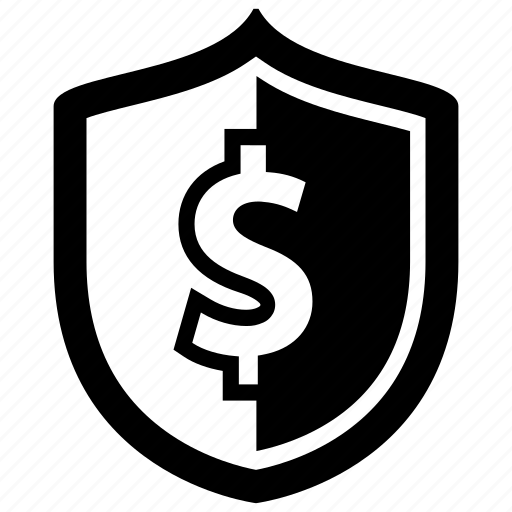 dollar, payment, security icon