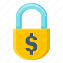 confidentiality, lock, locked, password, privacy, security icon