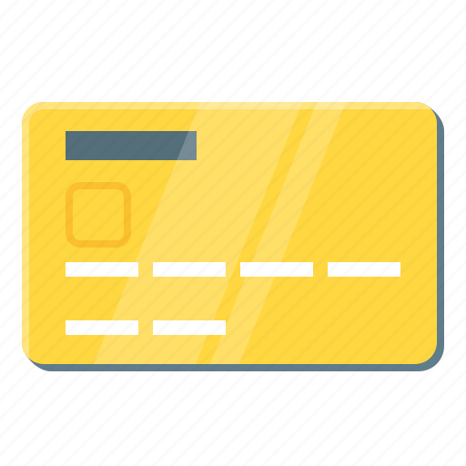 Card, credit, atm, money icon - Download on Iconfinder