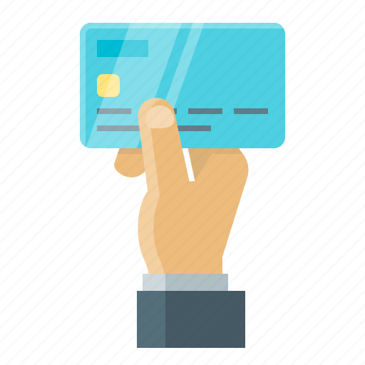 card, hand, method, payment, payment method icon