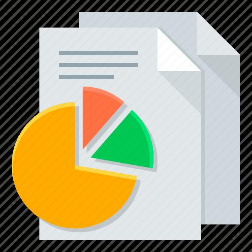 analytics, diagram, finance, statistics icon