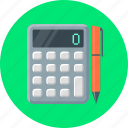calculate, calculator, finance, finance calculator icon