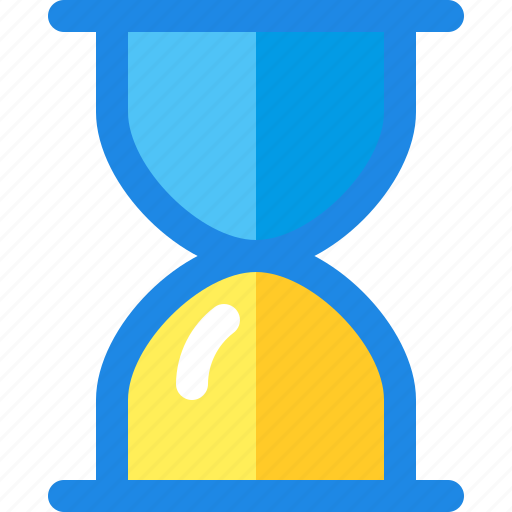 and, business, filled, finance, line, time icon