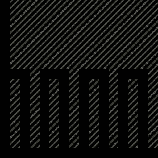 chart, diagram, graph, graphic, market, pie, stable icon