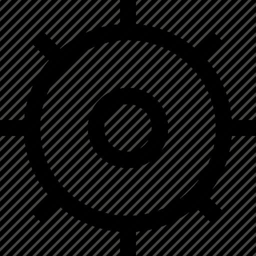 cogwheel, gear, settings icon