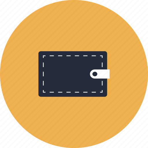 business, cash, commerce, finance, money, payment, purse, retail, shopping, wallet icon