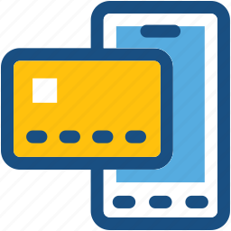 banknote, m commerce, mobile, mobile banking, online payment icon