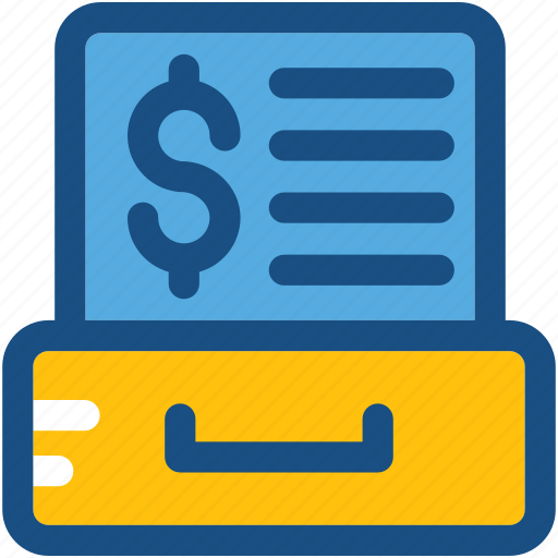 currency folders, currency rack, currency storage, files, storage icon