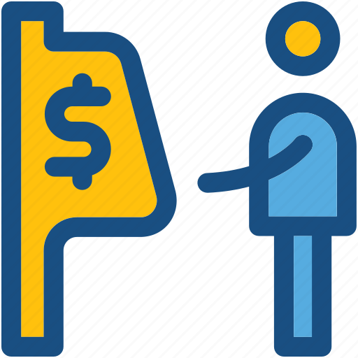 atm, atm machine, atm using, automated teller machine, cash machine icon