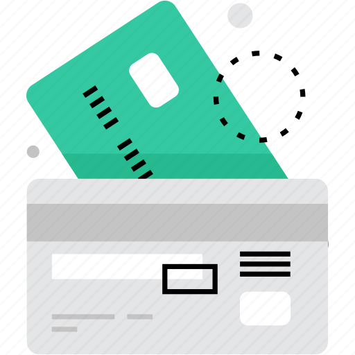banking, cards, code, credit, debit, payments, shopping icon