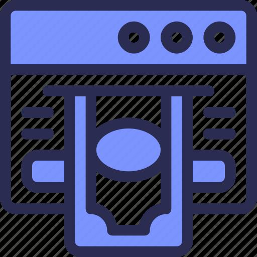 Application, banking, dollar, finance, money, online, transfer icon - Download on Iconfinder